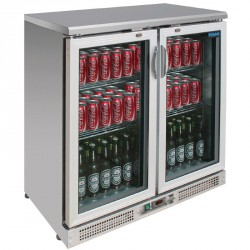 Botellero 2-P inox. 920X535X925mm
