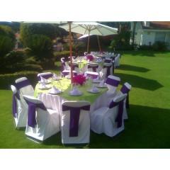 Mobiliario para banquetes