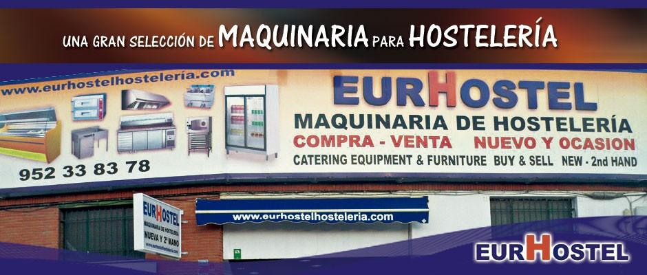 Eurhostel maquinaria hosteleria ocasion malaga for Maquinaria hosteleria ocasion