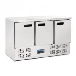 Bajo mostrador frío 1370x700x880mm