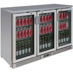 Botellero 3-P inox. 1350X540X925mm