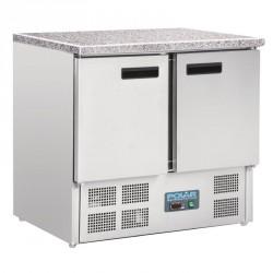 Bajo mostrador mármol 900x700x880mm