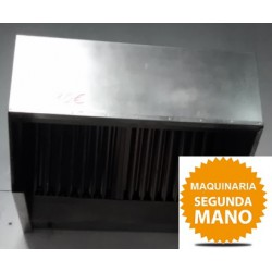 Campana industrial 1000x1200x550mm segundamano