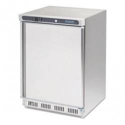 Congelador bajomostrador inox.