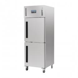 Armario congelador inox. 600L