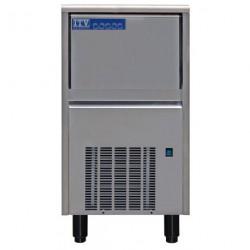 Fabricador cubitos hielo macizo 50kg/24h