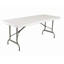Mesa plegable para catering 244cm