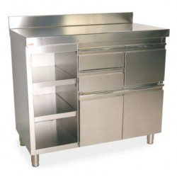 Mueble cafetero 1000X600X1050mm
