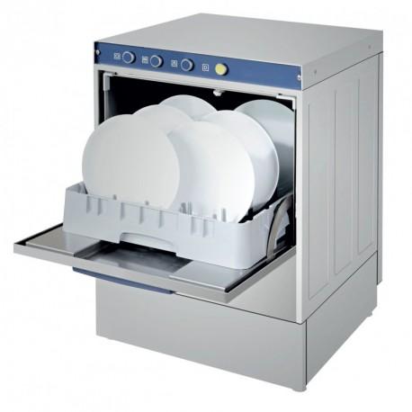 Lavavajillas industrial cesta 50x50cm de medidas: 590x600x810mm
