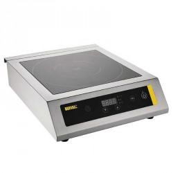 Cocina de inducción 3kW de uso intensivo