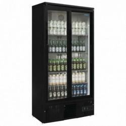 Expositor refrigerado 490L 2 puertas
