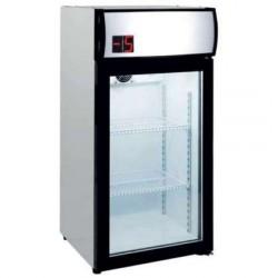 Expositor refrigerado sobremostrador 80L Subcero