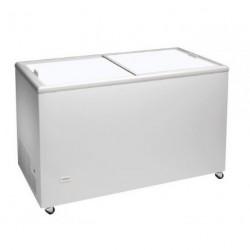 Congelador horizontal 1283x670x895mm puertas deslizantes ciegas