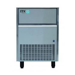Fabricador cubitos hielo macizo 70kg/24h