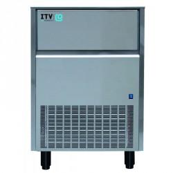 Fabricador cubitos hielo macizo 80kg/24h