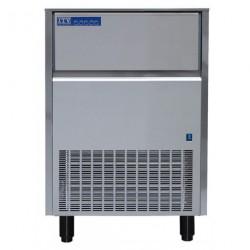 Fabricador cubitos hielo macizo 130kg/24h