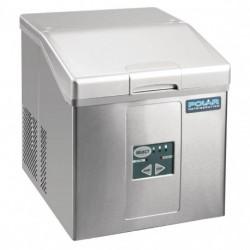 Máquina de hielo manual 15kg/24h