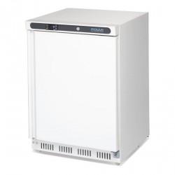 Congelador bajo mostrador blanco 140L