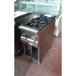 Cocina gas 2 fuegos con mueble FAGOR segundamano