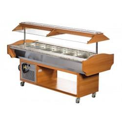 Buffets frío 2,15m